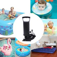 Hand pump, inflatable bed, air bed, manual air pump suitable for inflatable mattress цена 2017