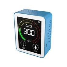 Meter Monitor Co2-Sensor-Co2-Detector Air-Analyzer Carbon-Dioxide-Sensor Temperature