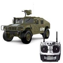 HG P408 1/10 2.4G 4WD 16CH 30km/h RC Model Car Light Sound F