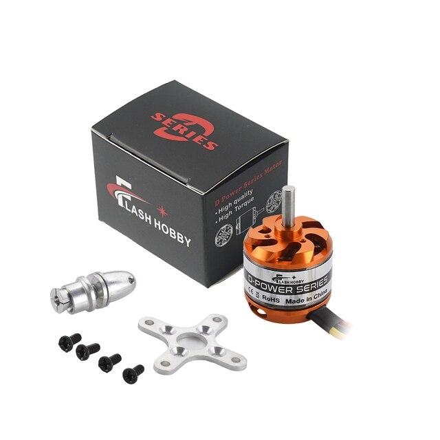 DYS FlashHobby D3536 1450KV/1250KV/1000KV/910KV Brushless Outrunner Motor