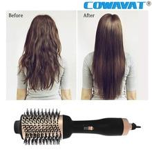 Hair Dryer Brush 3 In 1 Hot Air Blower Dryer Brush and Volumizer Hair