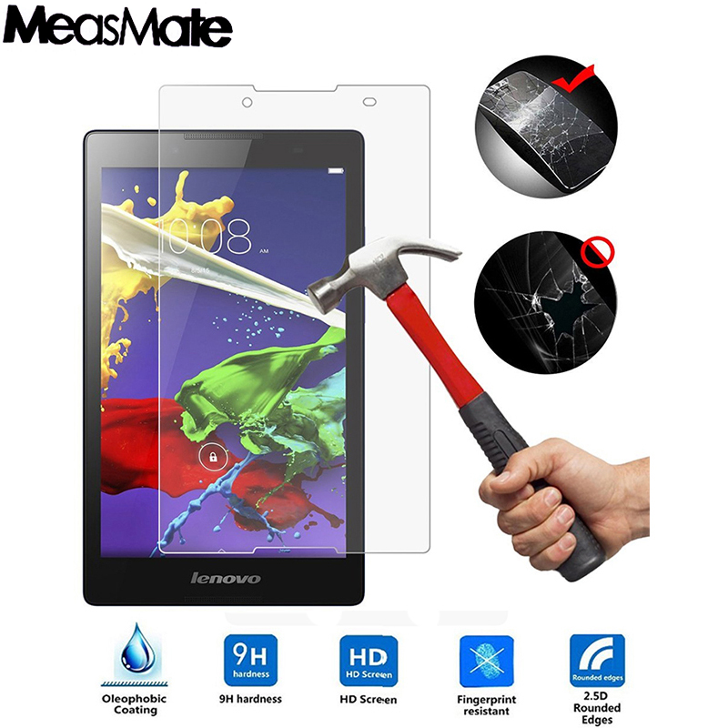 Screen-Protector Protective-Film Tab Tablet Tempered-Glass Lenovo 9H For 3-850 850M 850F