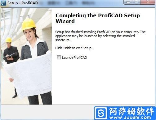 ProfiCAD v10.3.2 电气原理图软件中文免费版