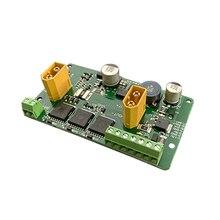 Openrov placa de gestão de energia mos alta corrente interruptor placa de distribuição amperímetro conversão de energia rov remoto operado veículo