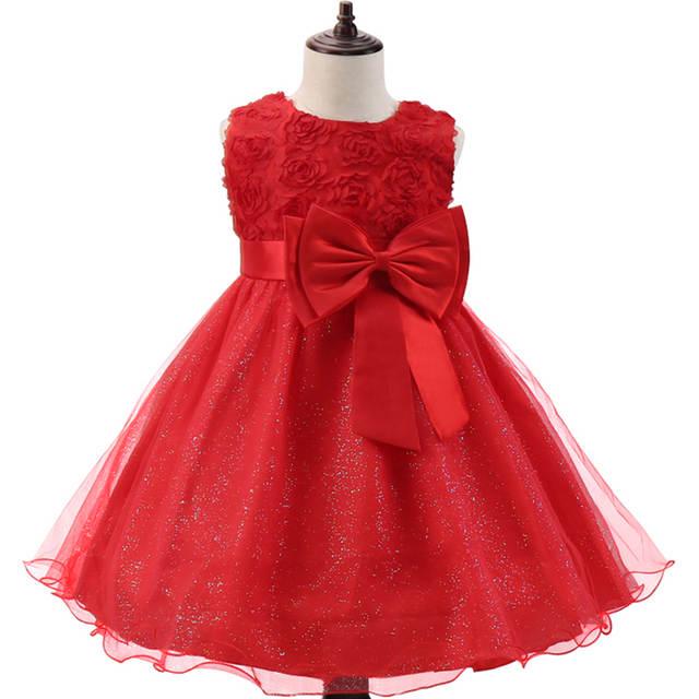Ropa De Verano Para Niños Vestidos De Tutú De Cumpleaños Para Niñas De 3 A 10 Años