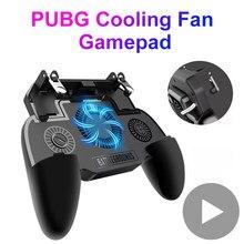 L1 R1 oyun pedi için mobil Joystick cep telefonu Gamepad Joypad tetik PUBG PABG PUGB iPhone Android Smartphone denetleyici oyun
