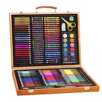 150PCS Painting Boxes Drawing Pens Set Children's Gifts Watercolor Pen Set Painting Learning Kit Children's Stationery