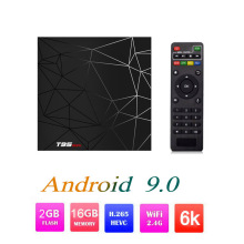 T95 MAX 2GB RAM16GB ROM 6K Smart TV BOX Android 9.0 Allwinne
