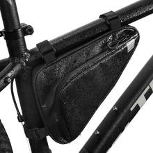 Pannier-Accessories Tube-Bag Pack Cycling-Tool Bicycle-Frame Bike Waterproof