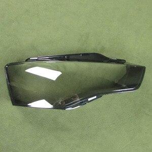 Image 2 - Farol capa abajur capa transparente faróis escudo abajur lente de vidro para audi a5 2012 2013 2014 2015 2016