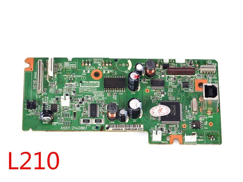 Formatter Board Logic Main Board For Epson L365 L565 L210 L220 L455 L355 L555 Printer Mother Board