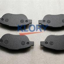 Передние/задние тормозные колодки Набор KIT-FR RR дисковые тормоза для китайских GEELY EC7 EMGRAND Авто Мотор часть 1064001724