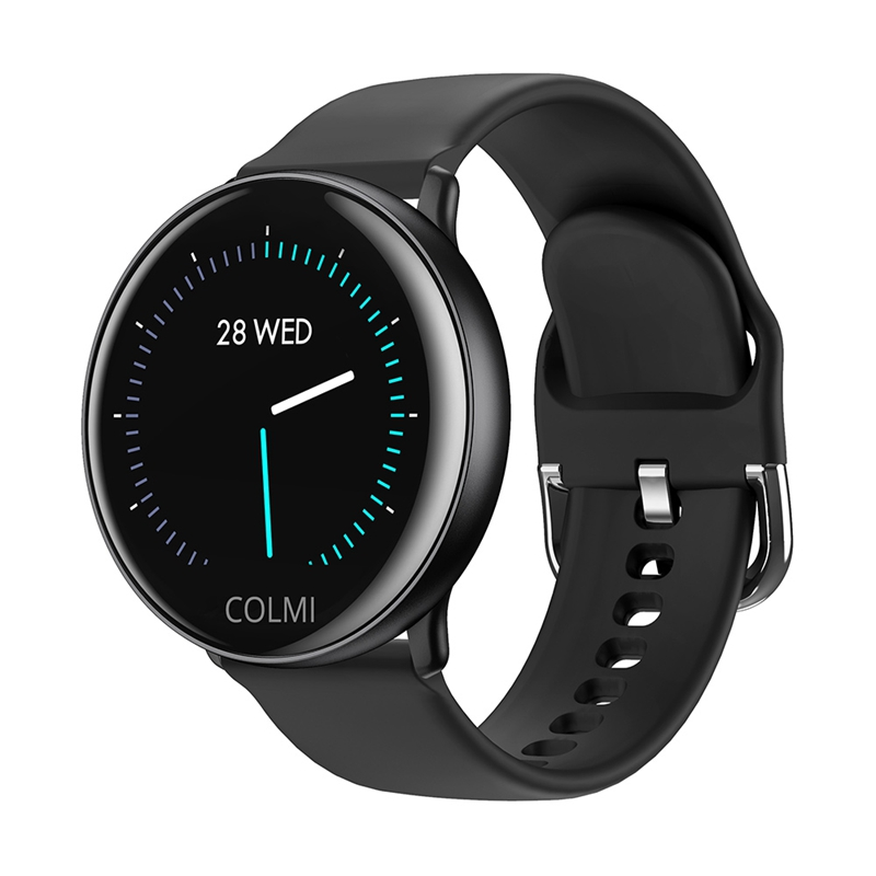FULL-<font><b>COLMI</b></font> SKY 2 <font><b>Smart</b></font> Uhr <font><b>IP68</b></font> Wasserdicht Heart Rate Monitor Bluetooth Sport Fitness Tracker Männer Smartwatch für IOS Android image