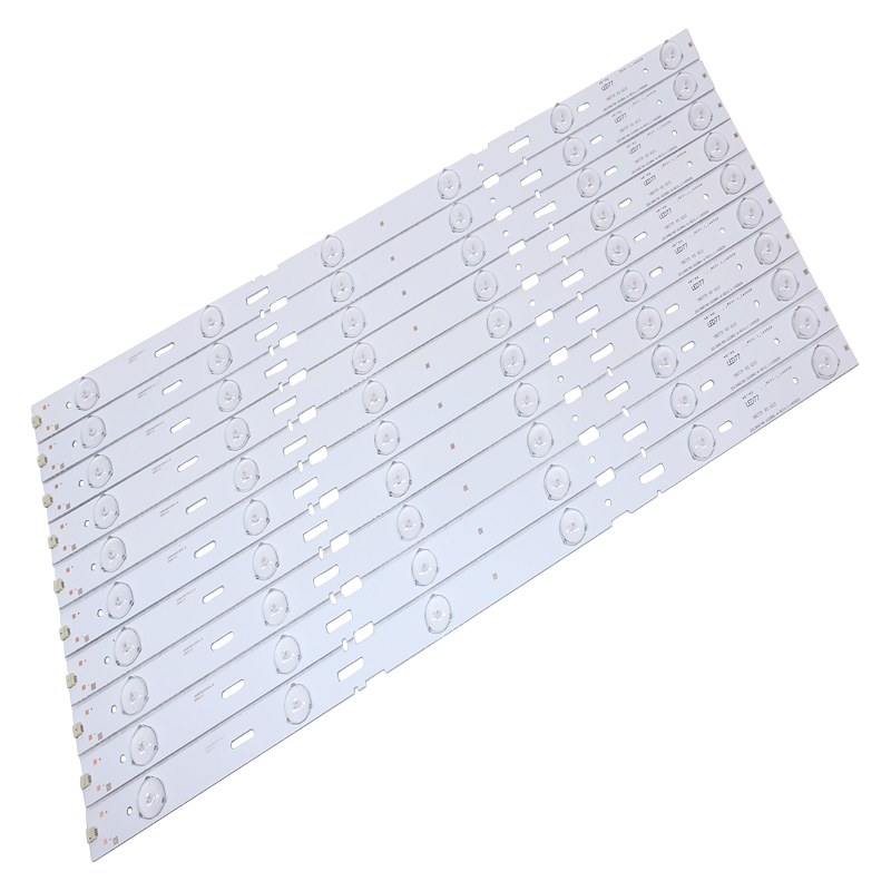 100% NEW 10PCS 48inch LED Backlight Bar Strip Lamp 2013ARC48-3228N1-6-REV1.1 For Sam Sung LSC480HN05-A48-LB-6436/B48-LW-5433