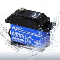 Impermeable 35KG 25KG alto par Digital Servo Subcomité 5425LV 5435LV para 1/10 escala coche trepador de control remoto modelo de RC