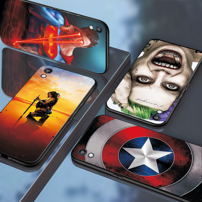 Avengers Protective Phone Shell for Huawei Y5 Honor 8S 8A 7S 7A Y5 Lite Prime 2018 Y6 2019 3