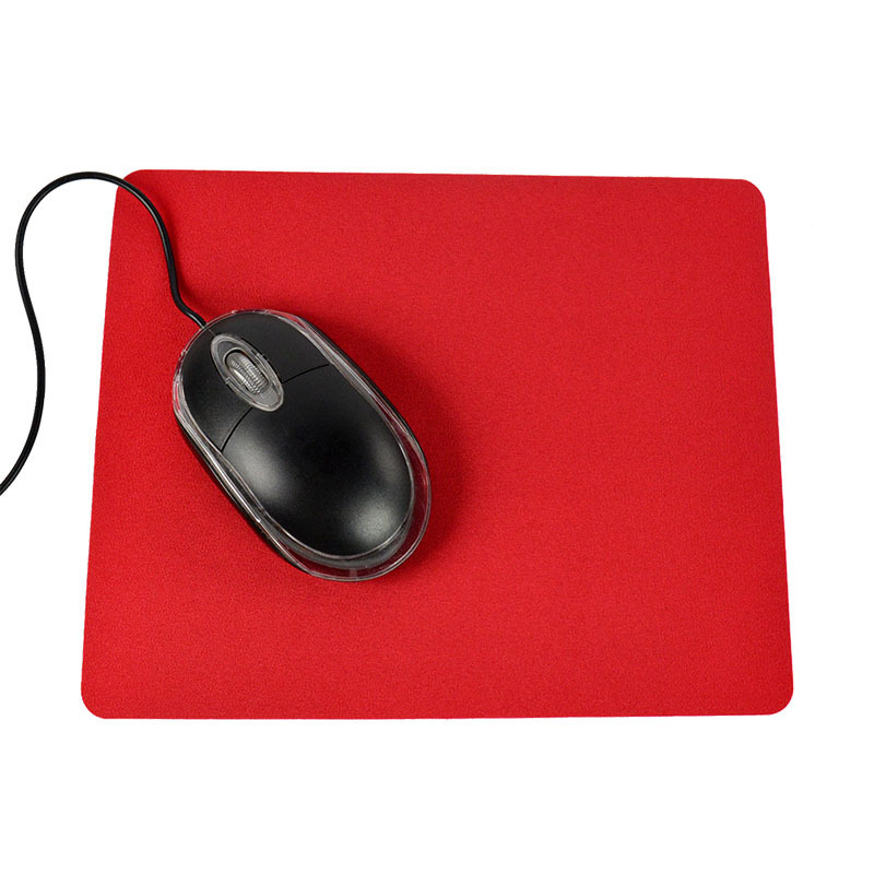 Ultra-thin Optical Mousepad Anti-Slip Wrist Rests Mouse Pad Mats Gaming Laptop