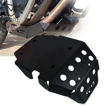 Motorcycle Accessories Skid Plate Bash Frame Engine Guard Chassis Protection Cover For BMW F650GS F700GS F800GS ADV Adventure