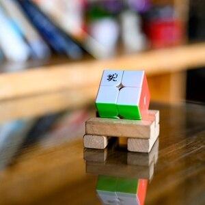Image 5 - Dayan TengYun 2x2 M 2x2x2 Magnetic Magic Cubing Speed 2x2 cubo magico Educational Toys Gift Game Kids