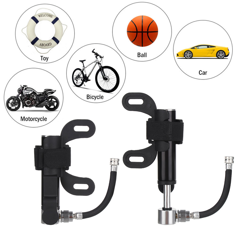 Portable Mini Cycling Tools Riding Accessories Bike inflation Bicycle Pump