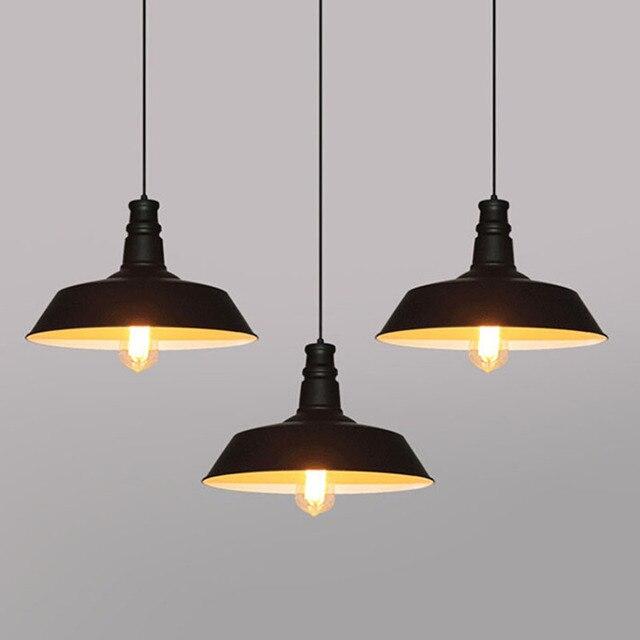 Luces colgantes modernas para comedor y restaurante, lámpara colgante  nórdica/industrial, el hogar, loft