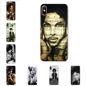 Soft TPU Hipster Case For Samsung Galaxy A51 A71 A81 A90 5G A91 A01 S11 S11E S20 Plus Ultra Prince Rogers Nelson Legend Singer image