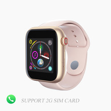2019 Smart Watch SIM 2G Android Phone Support TP Card Camera Video Player Bluetooth Call Message For Apple Watch Men Women pk x6 smart watch men women with sim card camera bluetooth call pedometer message reminder phone watch for apple android amazfit gtr