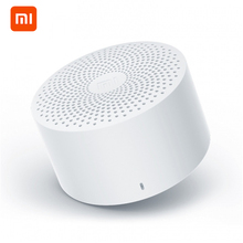 Original In Stock Xiaomi Mijia Bluetooth Speaker AI Version Wireless Control Portable Mini Stereo Bass With Mic HD Quality Call