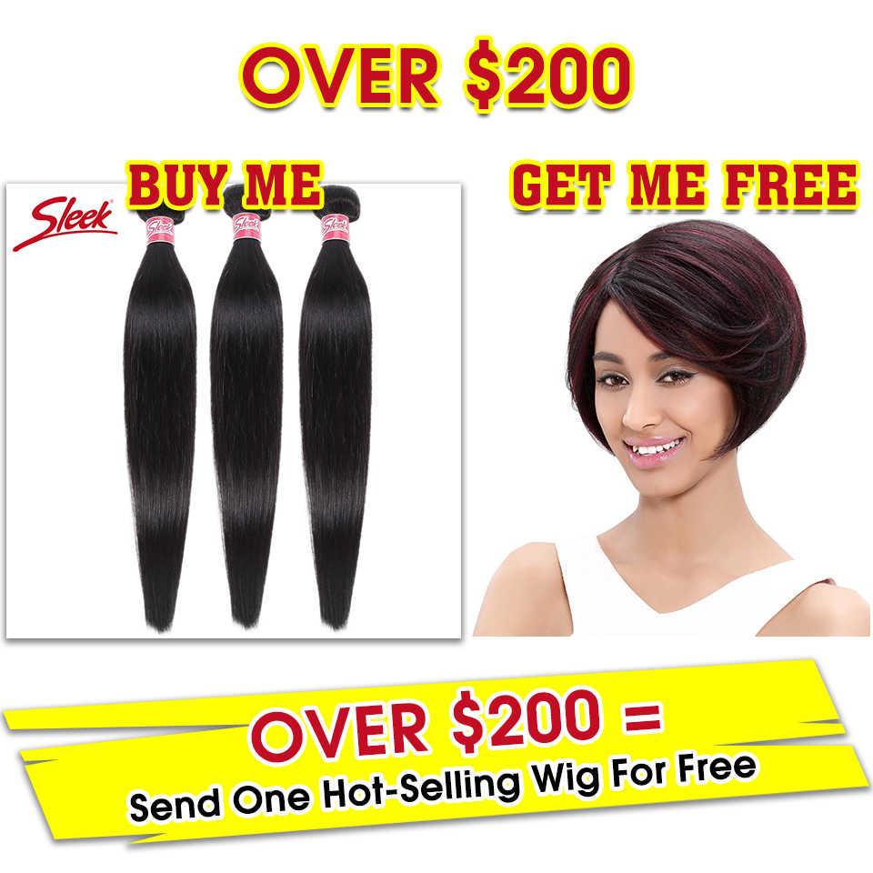 Гладкие прямые бразильские пучки волос плетение сделки человеческие волосы для наращивания от 8 до 28 30 дюймов не Реми 100% человеческие волосы пучки