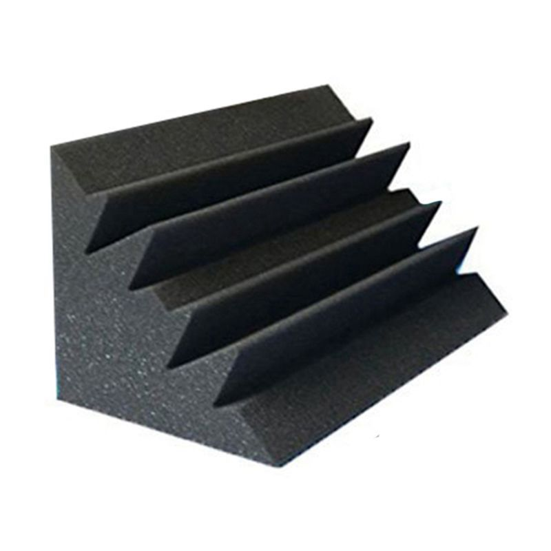 Corner Opposite Small Triple-Cornered Low Frequency Trap Sound Insulation Cotton Wall Sound Absorption Sponge