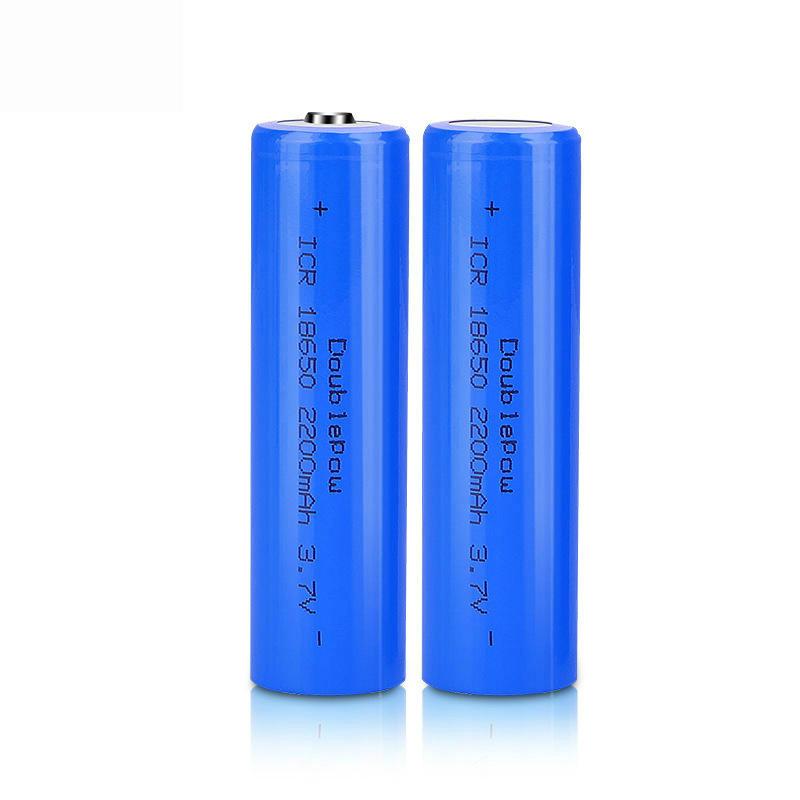 Аккумуляторная батарея 18650 6 шт 37 В 2600 мАч литий ионный