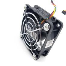 0K650T GM1206PKVX DC12V 0.20A PVA060F12Q 12H para Optiplex 780 790 990 7010 9010 9020 USFF Ventilador de Refrigeração ell Testado