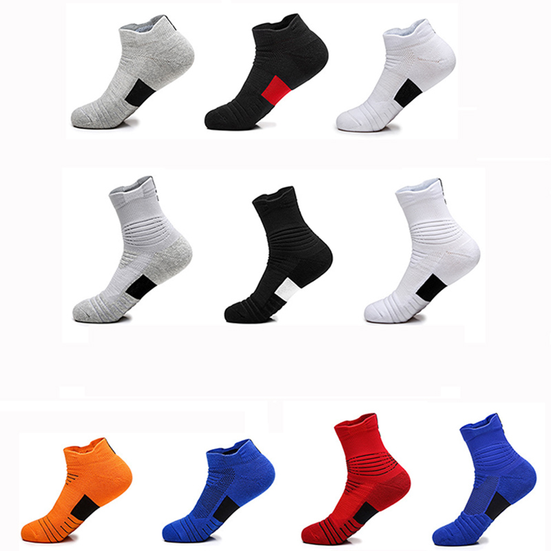 1 Pair  Of Men And Women Warm Sports Socks Cycling Basketball Breathable Moisture Wicking Thick Running Winter Hiking  Non-slip