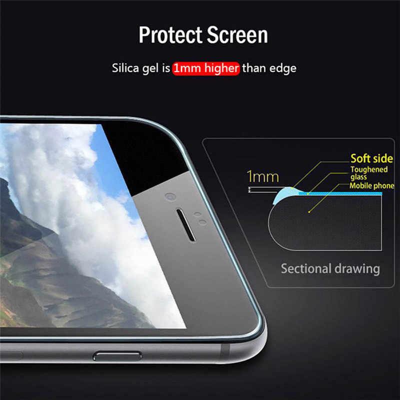 Gehärtetem Glas Für Huawei P30 P20 lite Ehre 9X 9A 8A Pro 10 9 lite FUll Screen Protector Für Ehre v20 10i 20i Schutzhülle film