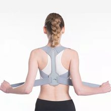 Back Posture Corrector Therapy Corset Spine Support Belt Lumbar Back Posture Correction Bandage For Men Women Kid