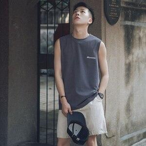 Image 1 - 가슴 바인더 내부 les 레즈비언 캐주얼 비 see throngh cotten 조끼 가슴 유방 바인더 trans tomboy undershirt long loose tops