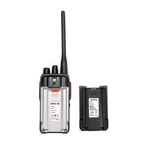 Image 3 - RETEVIS RB17/RB617 Walkie Talkie 2pcs  Portable Two  Way Radio UHF Radio Station PMR446 FRS Walkie talkie VOX  Type C Charging
