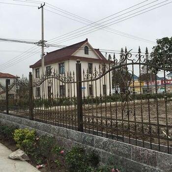 home garden fence for the villas