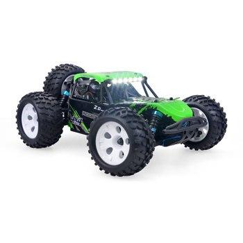 Racing 2,4 GHZ Maßstab 116 RAKETE DTK16 Gebürstet 4WD Wüste Lkw Fernbedienung RC Fahrzeuge RC Modell 45 KM/h RC auto Spielzeug