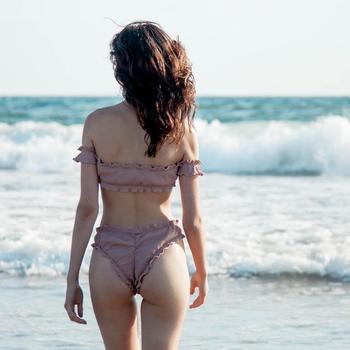 Sexy Bikinis Women Swimwear Push Up Swimsuit Bandeau Bikini Set Brazilian Biquini Bathing Suit Female Beachwear Swim Wear Beach sexy push up bikini 2018 women swimwear print biquini brazilian bikinis set swim tankini bathing suit beachwear female swimsuit