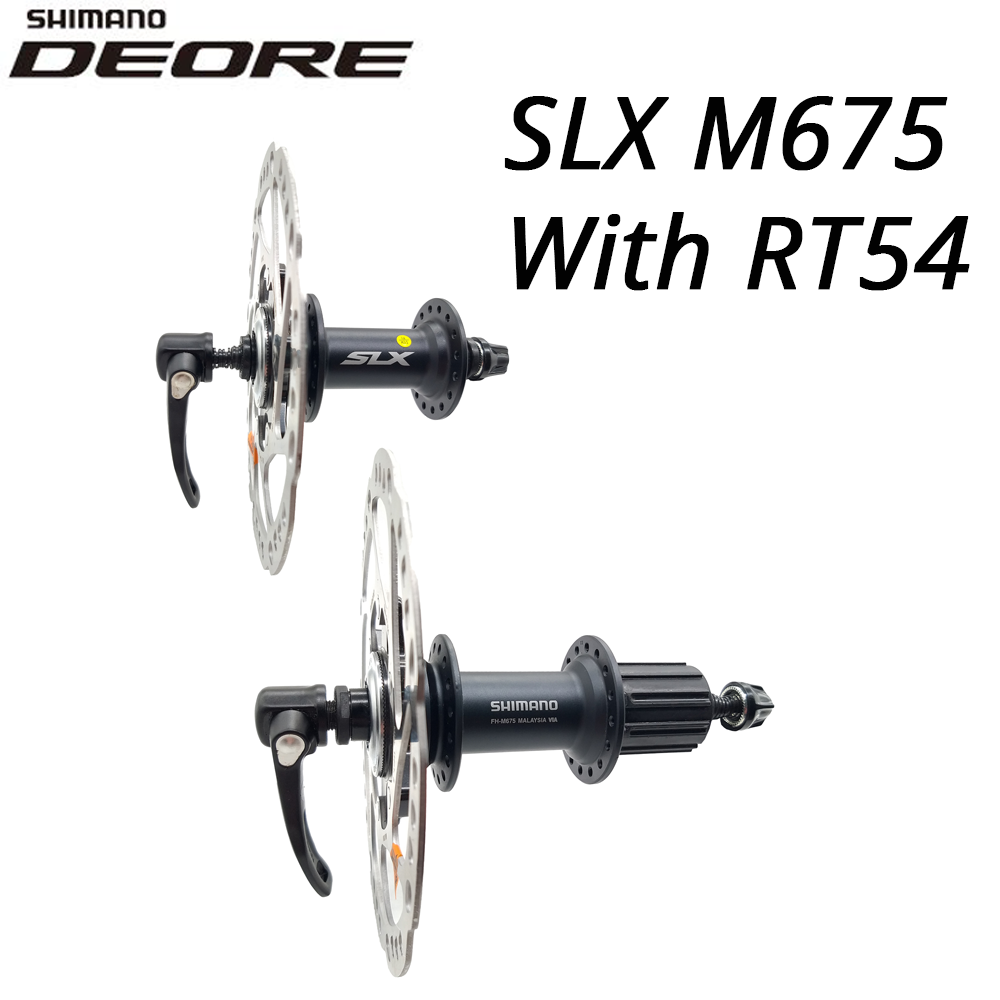 Shimano Deore Non-Disc Front Hub 32 Hole Black MTB Mountain Bike  Brake