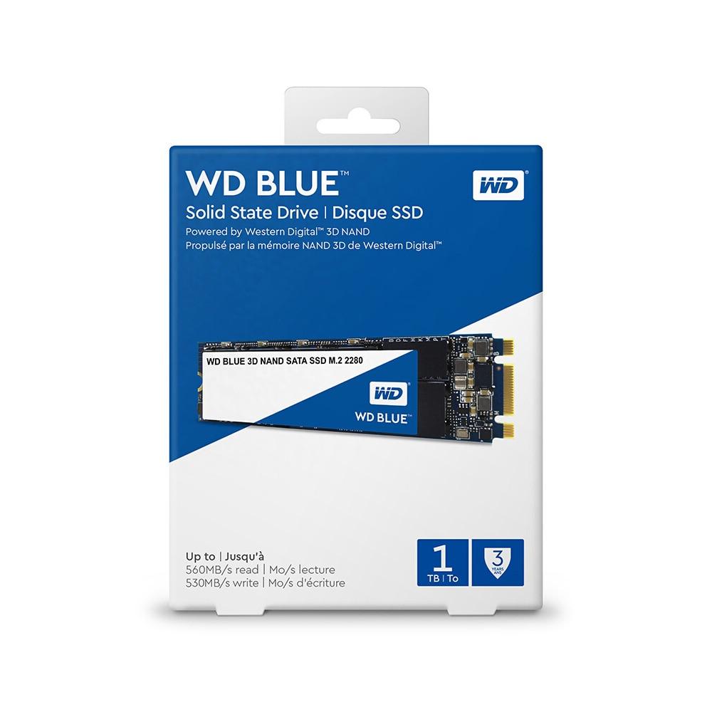 WD 2280 M.2 SSD M2 SSD 1TB 500GB 250GB  Internal Solid State Drive 1 TB 500 GB 250 GB SSD NGFF 22*80mm For PC Laptop Notebook