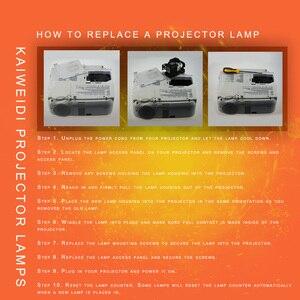 Image 5 - MC.JGL11.001 bombilla de repuesto del proyector lámpara para ACER P1163, X113, X1163, X1263, V100 proyectores