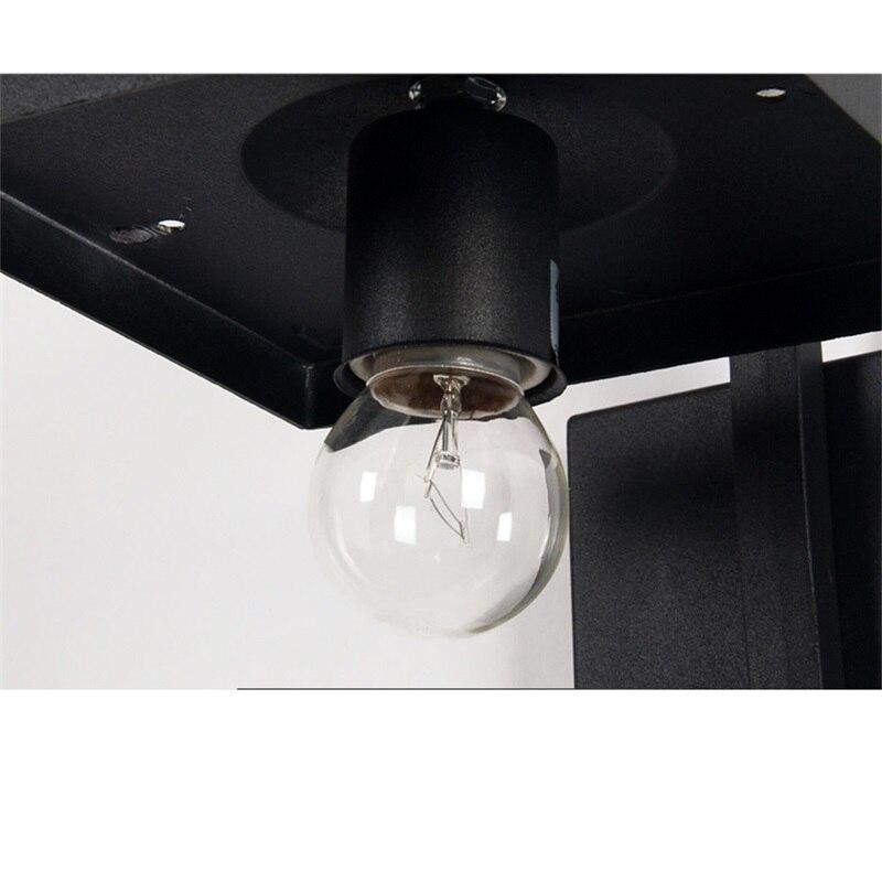 Dlmh-iluminação led de parede para áreas externas,