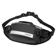 Sports Men Shoulder Crossbody Bags For Male Running Riding Bag With Letters Mobile Phone Anti Theft Chest Cycling Waist Pack