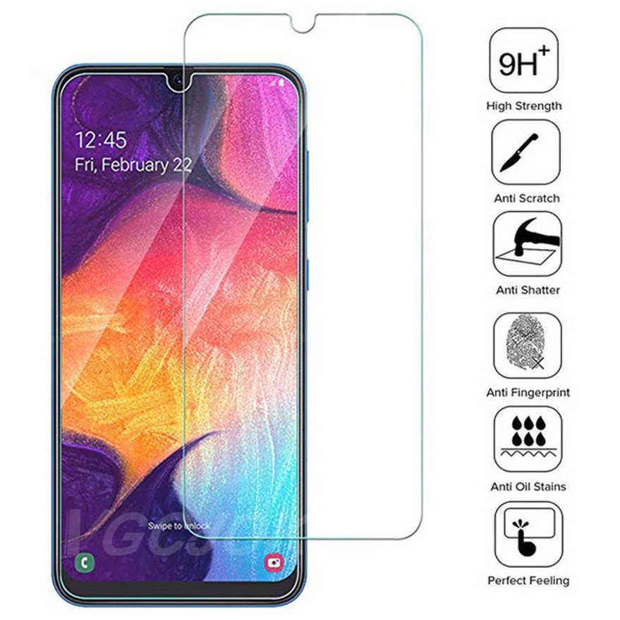 Vidrio Templado 3D para Samsung Galaxy A10 A20 A30 A40 A50 A10S Protector de pantalla A60 A70 A80 A90
