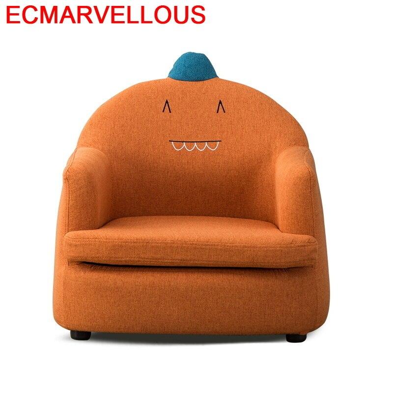 Pufy Do Siedzenia Silla Princesa Kids Child Quarto Menino Relax Chair Dormitorio Infantil Baby Chambre Enfant Children's Sofa