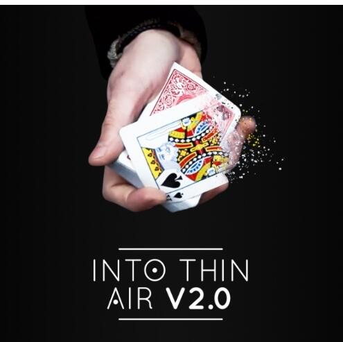 Into Thin Air V2.0 By Sultan Orazaly  Magic Tricks