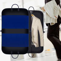 Men Suit Storage Bag Home Wardrobe Hanging Organizer Portable Dust Cover Travel Business Garment Zipper Accessories Supplies
