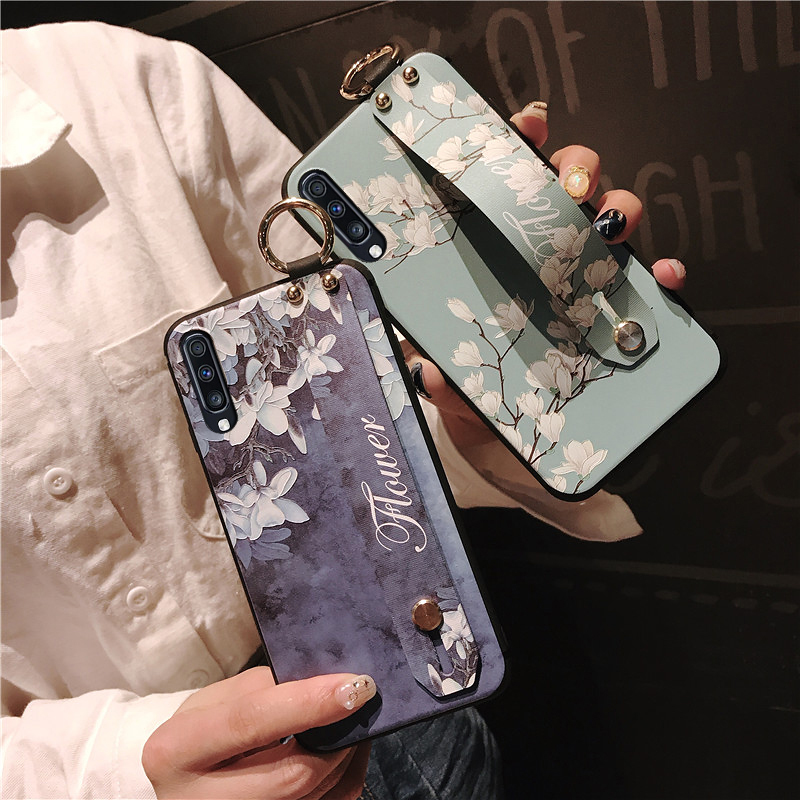 SoCouple Case For Samsung Galaxy Made Of TPU Material With Wrist Strap 15